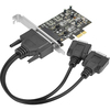 Siig Dp 2-Port RS422/485 Pci Express Adapter Card ID-P20211-S1 00662774016337