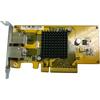 Qnap Dual-port Gigabit Network Expansion Card LAN-1G2T-D 00885022003983