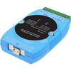 Siig Cyberx Industrial 1-port RS-422/485 Usb To Serial Isolated Converter - Wide Temperature ID-SC0J11-S1 00662774015996