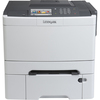 Lexmark CS510DTE Laser Printer - Color - 2400 X 600 Dpi Print - Plain Paper Print - Desktop 28E0100 00734646350730