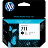 Hp 711 80-ml Black Ink Cartridge CZ133A 00886112841164