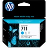Hp 711 3-pack 29-ml Cyan Ink Cartridges CZ134A 00886112841171