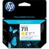 Hp 711 3-Pack 29-ml Yellow Ink Cartridges CZ136A 00886112841195