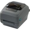 Zebra GX430t Thermal Transfer Printer - Monochrome - Desktop - Label Print GX43-102811-000 09999999999999