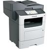 Lexmark MX611DHE Laser Multifunction Printer - Monochrome - Plain Paper Print - Desktop 35S6702 00734646409193