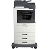 Lexmark MX812DTE Laser Multifunction Printer - Monochrome - Plain Paper Print - Desktop 24T7435 00734646355797