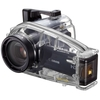 Canon WP-V3 Underwater Case For Camcorder - Clear 5090B002 00013803133110