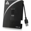 Apricorn Aegis Bio A25-3BIO256-1000 1 Tb External Hard Drive A25-3BIO256-1000 00708326913546