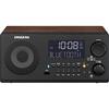 Sangean WR-22 Clock Radio - 7 W Rms WR-22WL 00729288029052