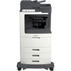 Lexmark MX812DTE Laser Multifunction Printer - Monochrome - Plain Paper Print - Desktop 24TT135 00734646445559