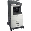 Lexmark MX810DTE Laser Multifunction Printer - Monochrome - Plain Paper Print - Desktop 24TT311 00734646446174