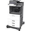Lexmark MX811DTFE Laser Multifunction Printer - Monochrome - Plain Paper Print - Desktop 24TT324 00734646446303
