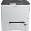 Lexmark CS510DTE Laser Printer - Color - 2400 X 600 Dpi Print - Plain Paper Print - Desktop - 220V Taa Compliant 28ET027 00734646451871