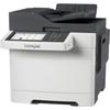 Lexmark CX510DE Laser Multifunction Printer - Color - Plain Paper Print - Desktop 28ET502 00734646494182