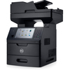 Dell B5465DNF Laser Multifunction Printer - Monochrome - Plain Paper Print - Desktop 7V19R 00884116091820