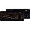 Avs Gear A4Tech Wired Keyboard W/ Large Print, Led Lighting Via Ergoguys W9870 00635440000695