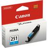 Canon CLI-251C Original Ink Cartridge - Cyan 6514B001 00013803151442