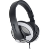 Syba Multimedia Oblanc U.f.o. White Subwoofer Headphone W/in-line Microphone OG-AUD63052 00810154019205