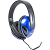 Syba Multimedia Oblanc Cobra Blue Stereo Headphone W/in-line Microphone OG-AUD63041 00810154019090