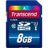 Transcend 8 Gb Sdhc TS8GSDU1 00760557824992