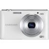Samsung ST150F 16.2 Megapixel Compact Camera - White EC-ST150FBPWUS 00887276022185