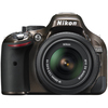Nikon D5200 24.1 Megapixel Digital Slr Camera With Lens - 18 Mm - 55 Mm - Bronze 1511 00018208015115