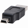 4XEM Mini Usb To Usb 2.0 M/m Adapter 4XUUSBMUSBAM 00873791004492