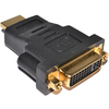 4XEM Hdmi Male To Dvi-d Female Gold Plated Video Adapter 4XHDMIDVIMFA 00873791004607