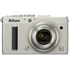 Nikon Coolpix A 16.2 Megapixel Compact Camera - Silver 26424 00018208264247