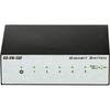 D-link GO-SW-5GE 5-Port Gigabit Unmanaged Metal Desktop Switch GO-SW-5GE 00790069388705