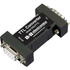 B+b Serial RS-232 DB9 Female To Ttl DB9 Male Port Powered Converter 232LPTTL 00835788113785