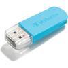 Verbatim 16GB Mini Usb Flash Drive - Blue 49832 00023942498322