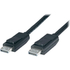 4XEM 3FT Displayport M/m Cable 4XDPDPCBL3 00873791007059