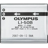 Olympus LI-50B Rechargeable Lithium-ion Battery V620059SU000 00050332186354