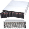 Supermicro Superserver 5038ML-H8TRF Barebone System - 3U Rack-mountable - Intel C224 Chipset - 8 Number Of Node(s) - Socket H3 LGA-1150 - 1 X Processor Support - Black SYS-5038ML-H8TRF 00672042136568