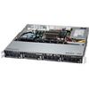 Supermicro Superserver 5018D-MTF Barebone System - 1U Rack-mountable - Intel C224 Express Chipset - Socket H3 LGA-1150 - 1 X Processor Support - Black SYS-5018D-MTF 00672042137398