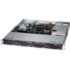 Supermicro Superserver 5018D-MTRF Barebone System - 1U Rack-mountable - Intel C224 Express Chipset - Socket H3 LGA-1150 - 1 X Processor Support - Blac SYS-5018D-MTRF 00672042137404