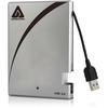 Apricorn Aegis Portable A25-3USB-S256 256 Gb Portable Solid State Drive - 2.5 Inch External - Sata (SATA/600) A25-3USB-S256 00708326913829