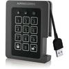 Apricorn Aegis Padlock ASSD-3PL256-480F 480 Gb Solid State Drive - External ASSD-3PL256-480F 00708326913867