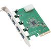 Syba Multimedia Usb 3.0 Pci-express Controller Card SI-PEX20148 00810154016907