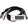 Connectpro SDU-15D Usb/dvi Kvm Cable SDU-15D 00641458108247
