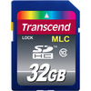 Transcend Industrial 32 Gb Class 10 Sdhc TS32GSDHC10M 00760557825128
