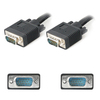 Addon 5-Pack Of 6ft Vga Male To Male Black Cables VGAMM6-5PK 00821455059074