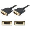 Addon 5-Pack Of 1ft Dvi-d Dual Link (24+1 Pin) Male To Male Black Cables DVID2DVIDDL1F-5PK 00821455059128