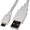 4XEM Micro Usb Cable 4XMUSB3WH 00873791008469