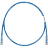 Anixter Panduit - Copper Patch Cord, Category 6, Blue Utp Cable, 15 Feet MM15-PA7P-06 00065030839020