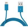 Tamo Mfi Premium Lightning Usb Cable - Blue, 6ft MT-LCA6B 00799665745172