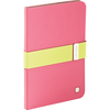 Verbatim Folio Signature Case For Ipad Mini (1,2,3) - Pink/lime Green 98418 00023942984184