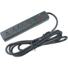 Vfi Mounted 6 Outlet 110V Power Bar With 10 Ft. Cord PM-PB