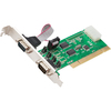 Syba Multimedia 2-port Serial Pci Multi-i/o Card SD-PCI15039 00810154013821